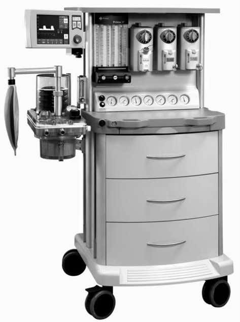 Prima SP2 Anaesthetic Machine Range Service Manual Partnership for Life