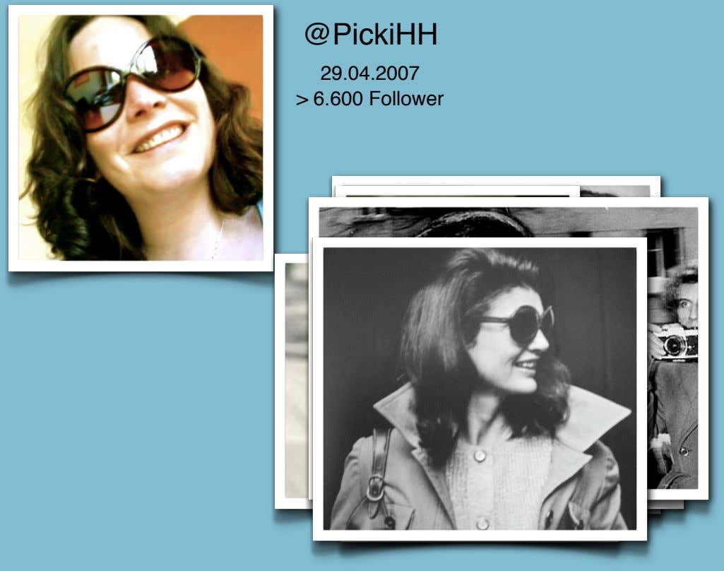 @PickiHH 29.04.2007 > 6.600 Follower