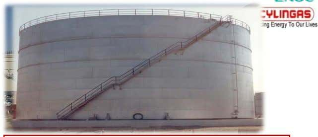 21 Mtrs. Dia.X15.7 Mtrs. high for Demineralised Water Tank Design, Engineering, Supply, Fabrication, Painting,