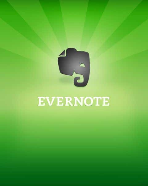 your devices allowing you to record your goals and keep track of your progress. http://evernote.com/getting_started/