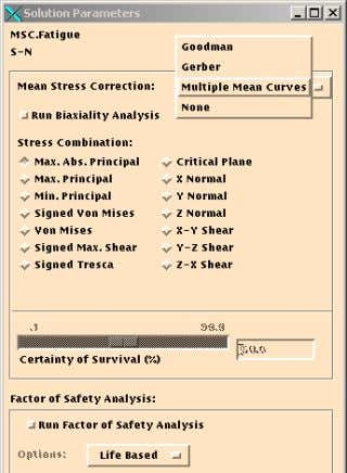 CHAPTER 2 A Simple S-N Analysis 47 2.7 Multiple Mean Stress Curve Support This section describes