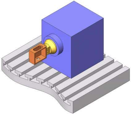 CoordSys Origin (first point) Coordinate System definition Clamping SolidCAM automatically assigns the new Position