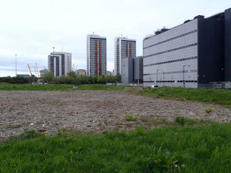 surface of former overflow car park (looking south) 2.2 Physical Site Setting A summary of the