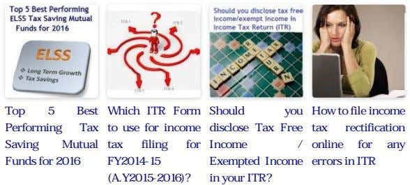 Top 5 Best Which ITR Form Should you Performing Tax to use for income disclose Tax