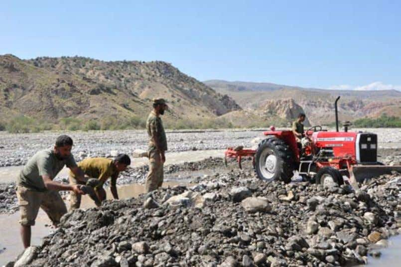 "26 report BUILD BETTER TH Waziristan propagated by western media as ""the most dangerous place on"