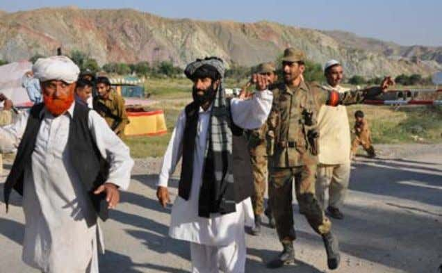 report economic hub for whole of South Waziristan has been planned at Spinkai Raghzai, the place