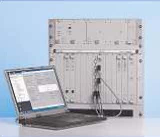 and switches, or even sol- 4 A PLC frontrunner, the ETL600 dering. In addition to user-friendli-