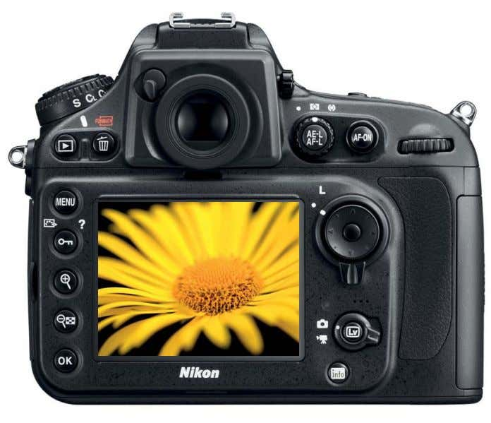 HIGH RESOLUTION I'm currently using a Nikon D800. It is a full-frame digital SLR with
