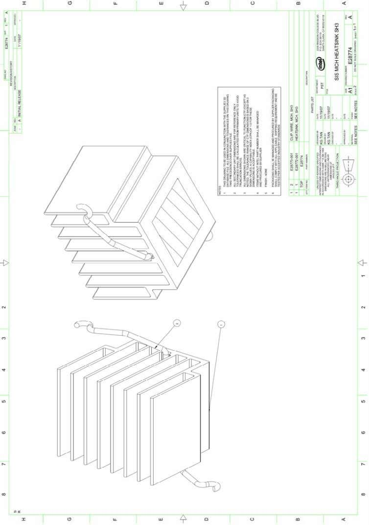 ® Atom™ Processor 200 Series / SiS Chipset Platform (E28774-001) Thermal and Mechanical Design Guidelines 47