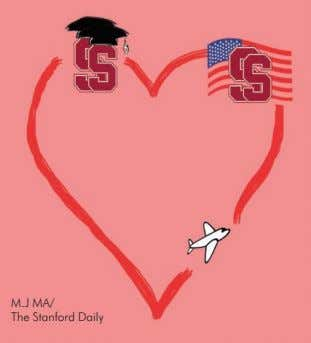 M.J MA/ The Stanford Daily