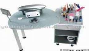 It is often fitted with ball casters for easy mobility. BEAUTY CARE (NAIL CARE) SERVICES K