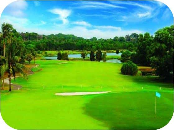 Golf Resorts Course