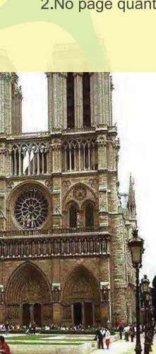 From the twelfth century onwards, attempts began in France to build churches that were taller