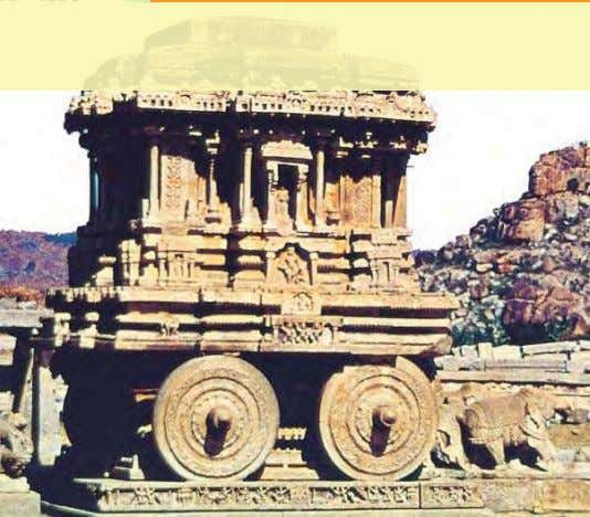 one of the most important festivals celebrated at Hampi. Archaeologists have TOWNS , TRADERS AND Hampi.