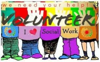 initiatives, events, campaigns and collaborated projects. We are looking for volunteers for activities, campaigns and