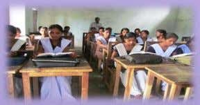 Current Projects & Campaigns 1) Supported School  Computer Lab and Solar electrification  Improve