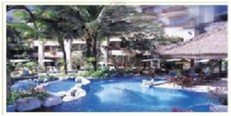 is for question number 45 to 47! KUTA PARADISO HOTEL BALI A free-form swimming pool offers