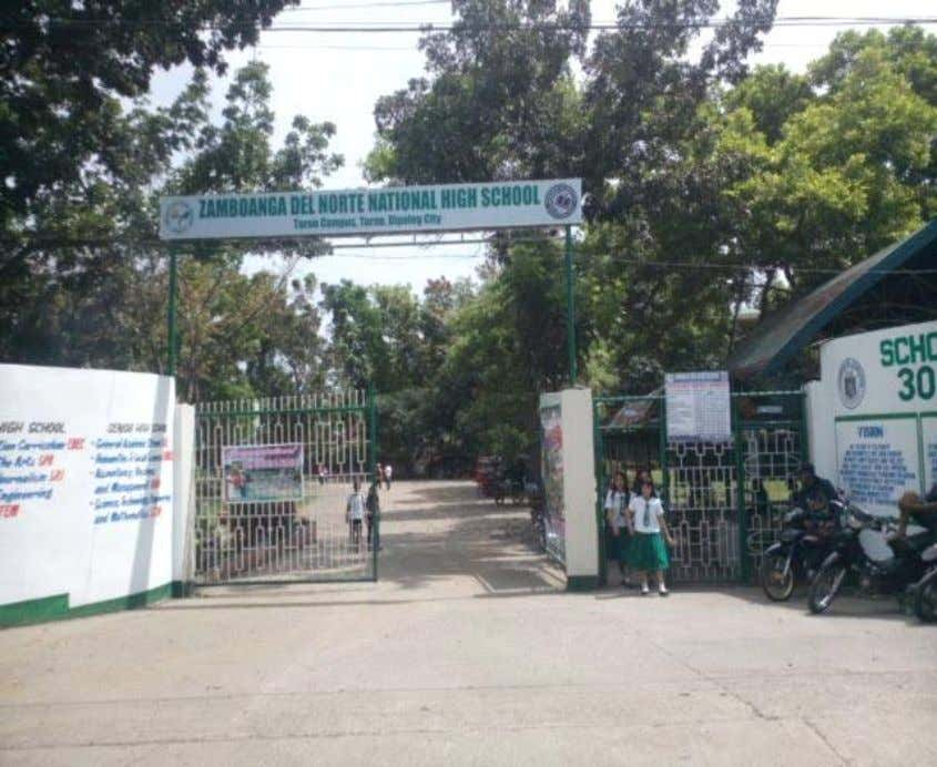 Basic Information Cooperating School Zamboanga del Norte National High School Turno Campus, Turno, Dipolog City The