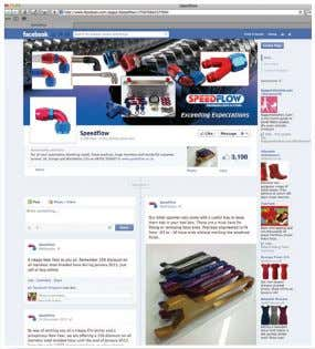 Speedflow is a sociable company 'Like' our Facebook page www.facebook.com/pages/Speedflow/175670842577604 Follow us on