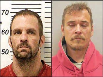 A. Heath, age 45, from ru- ral Defiance, allegedly con - RODNEY HEATH fessed to his