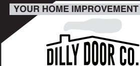 YOUR HOME IMPROVEMENT STORE WINDOWS • ROOFING • SIDING • FENCING The Quality Door Place
