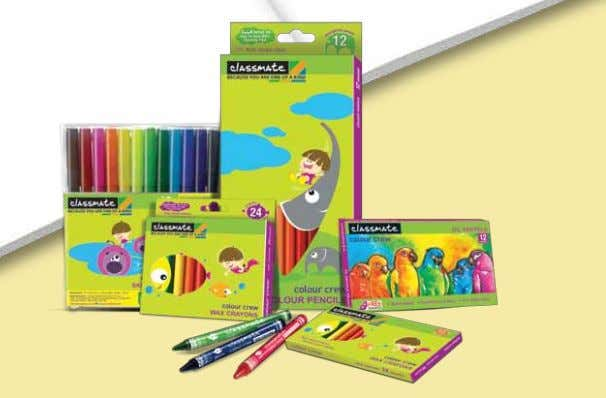 CREATE EVERYTHING YOU CAN IMAGINE Brought to you by Classmate - India's most popular stationery