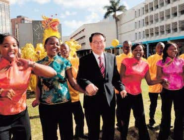 | Summer 2012 The Focus: Africa and the Chinese way | 25 China's political elites are