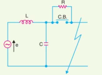 in Fig. The resistance switching is of great help in switching out capacitive current or low