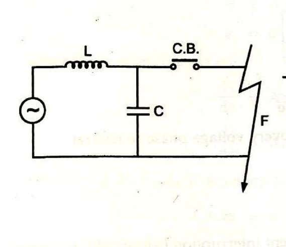 voltage transient being generated to down-stream equipment. This can be seen by calculating the formula. Vt