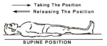 the same procedure for the right leg also. VIPARITAKARANI 1 1 2 3 ASANA POSITION Posture