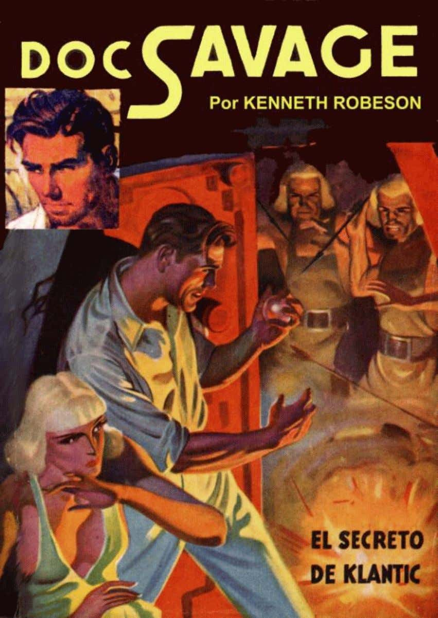 El secreto de Klantic Kenneth Robeson