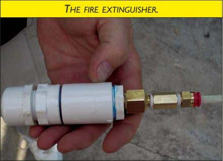THE FIRE EXTINGUISHER.