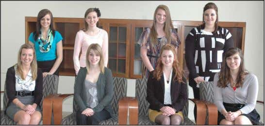 2013 Peony candidates announced These eight young ladies will vie for the title Queen Jubilee