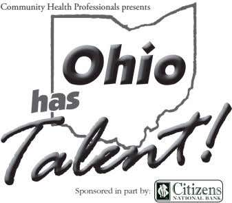 Community Health Professionals presents Sponsored in part by: