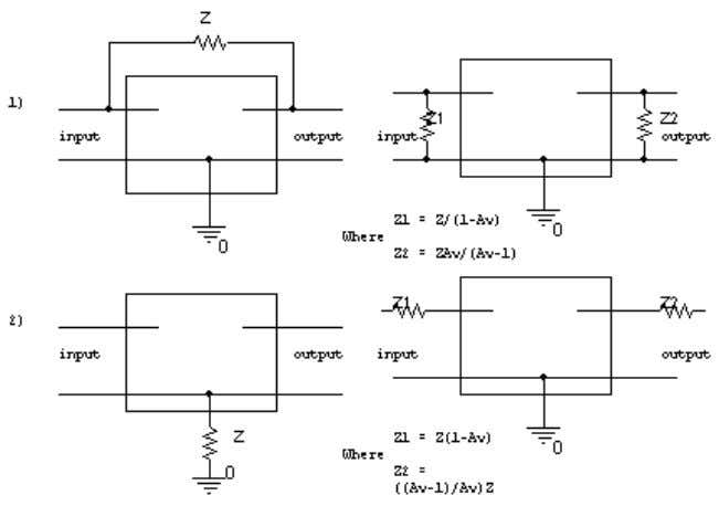 2 in the Darlington pair 15. Explain Miller's theorem. 16.Draw the darlington connections using similar transistors