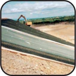 Hong Kong Water drainage landfill Germany, Bruchköbel Landfill capping Béziers, France Grip layer and leachate drainage