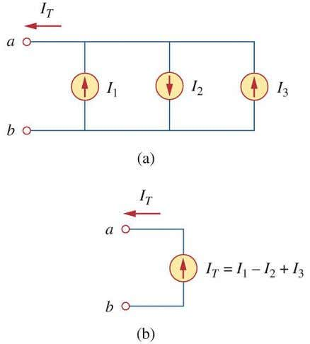 application of KCL is combining current sources in parallel. A Kirchhoff 's voltage law (KVL): the