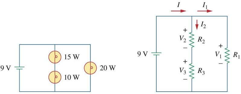 2.7. MEASURING DEVICES 29 2.6. Practical Voltage and Current Sources An ideal voltage source is assumed