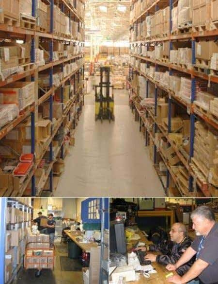 Warehousing • Traditionally viewed as a place to hold or store inventory • Contemporary view is