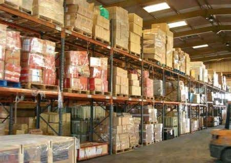 Warehouse operations involve two major activities – handling and storage • Objective is to – Efficiently