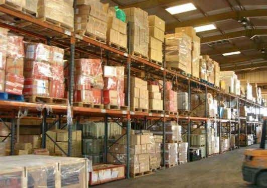 Storage plans should make product velocity a major factor • Slotting determines specific locations for the
