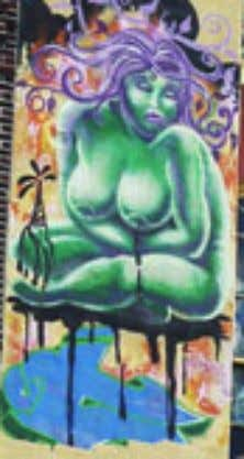 herein by reference. 88. Fabara has a work of visual art on or at 5Pointz titled