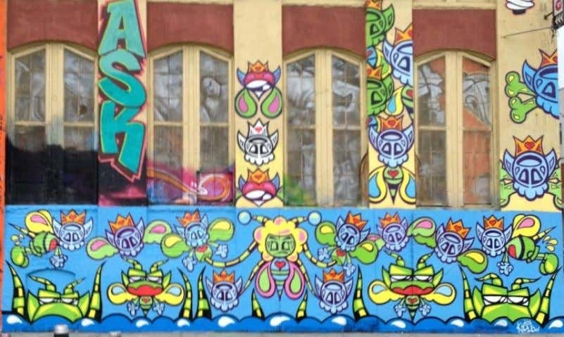 incorporated herein by reference. 169. Lew has a work of visual art on or at 5Pointz