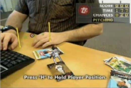 to pogs, the gifts have generated countless hours of fun. Using AR, Topps 2009 baseballs cards