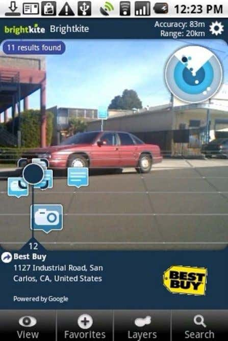 Augmented reality moving beyond marketing gimmick.