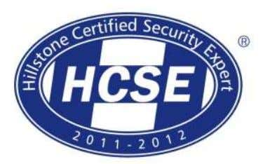 Hillstone Certified Security Expert • Exam method: Practical • Exam time: 7 hours • Exam venue: