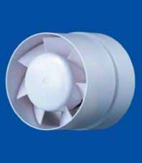 VENTS 100/125/150 VKO ВЕНТС 100/125/150 ВКО specially designed for ventilation of small and medium size