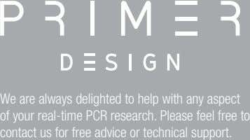 We are always delighted to help with any aspect of your real-time PCR research. Please