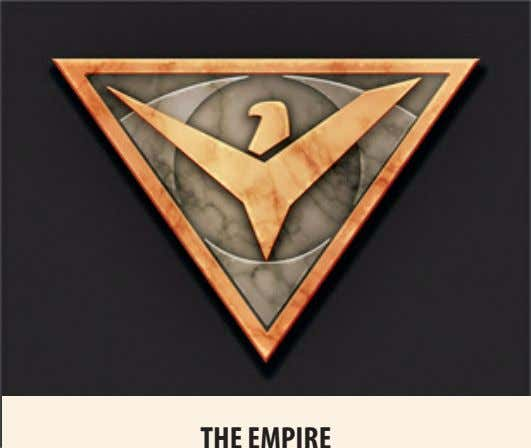introducinG Galactic There are three major power blocs that ThE EmPIrE Originally founded by Marlin Duval,