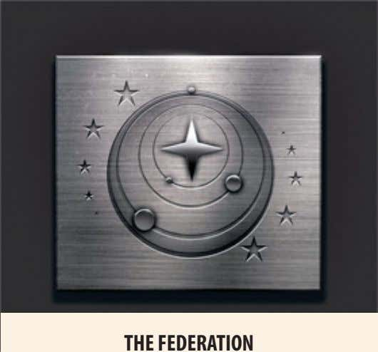identity and independence (and rivalries) applies here too. ThE FEDErATIon To an outsider, the hierarchy of
